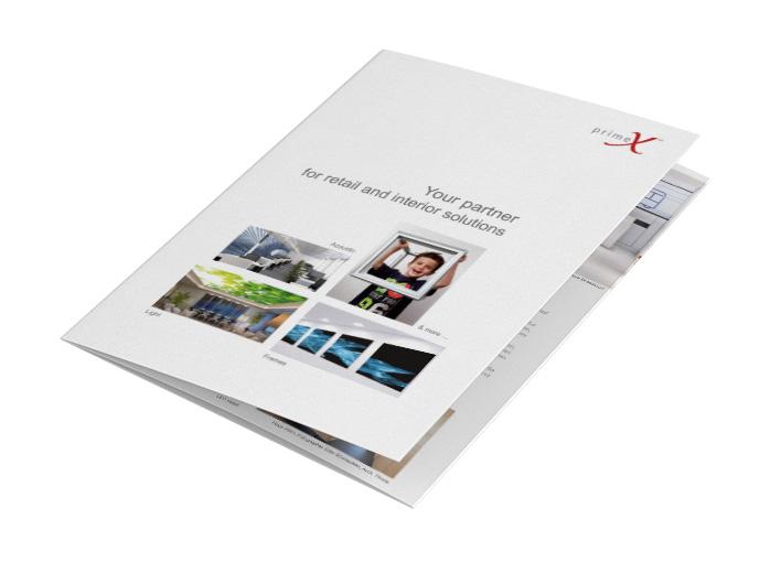 A4 Faltblatt